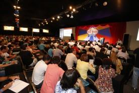 1º dia de palestras - Paulo Rabello de Castro