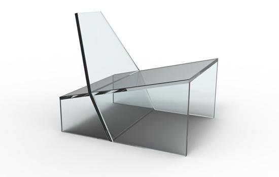 Festival de 'design' em São Paulo contará com exposição de móveis de vidro