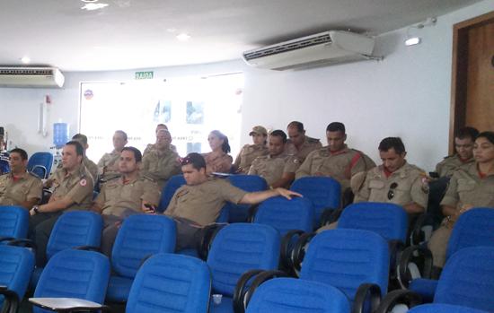 Abravidro faz palestra para Corpo de Bombeiros do Tocantins