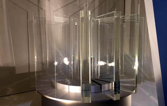 Expositores da Glasstec investem em transparência, aparência e dinamismo