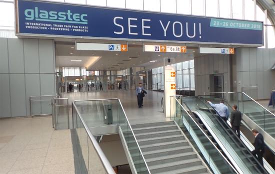 Glasstec 2016 termina e deixa mensagem positiva para o setor