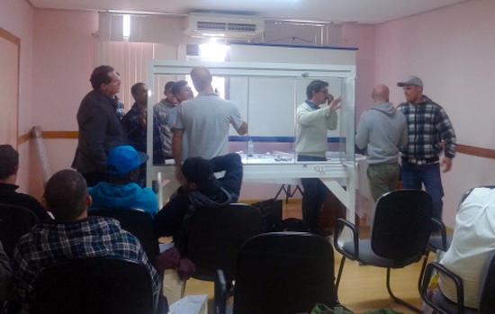 Inscrições abertas para curso sobre sacada do Sindividros-RS