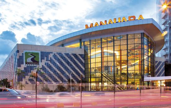 Manauara Shopping Manaus - AM Brasil