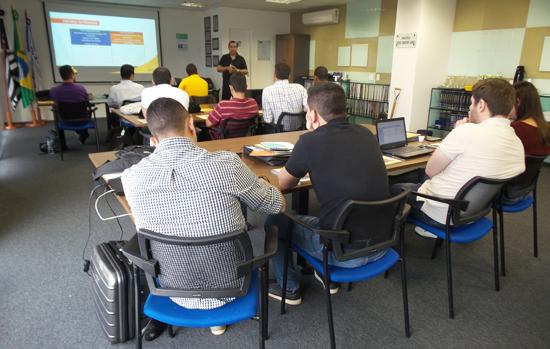 PPCPE: mais uma turma do curso é realizada na Abravidro