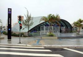 Novas estações do Metrô de São Paulo terão cúpulas de vidro