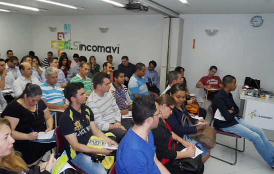Sincomavi-SP prepara eventos para outubro e novembro