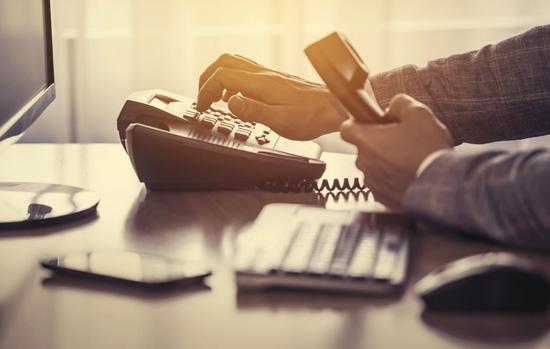 Dialing phone