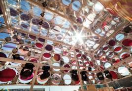 Pavilhão dançante com espelhos no RJ é premiado no Coda Awards 2017