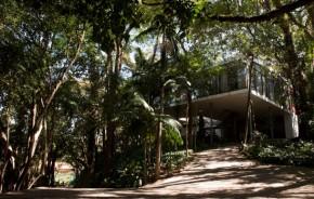 Cultura e história marcam Casas de Vidro