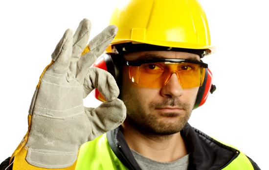 2c559b6d2159e Worker Feitas com materiais como fibra de carbono, fio de aço ou Kevlar,  essas luvas são grossas e protegem o profissional contra o risco de cortes.