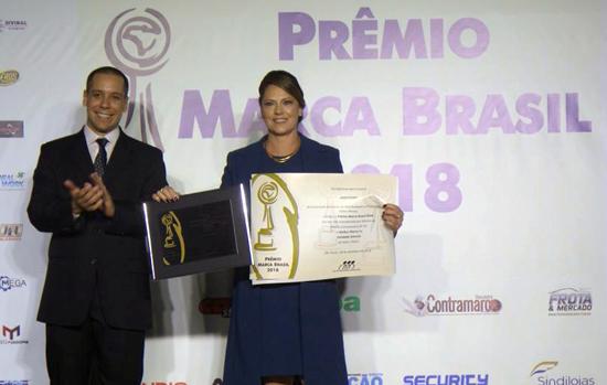 Abravidro recebe Prêmio Marca Brasil pelo 7º ano consecutivo