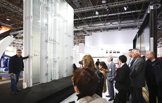 Glasstec 2018 começa nesta terça-feira na Alemanha
