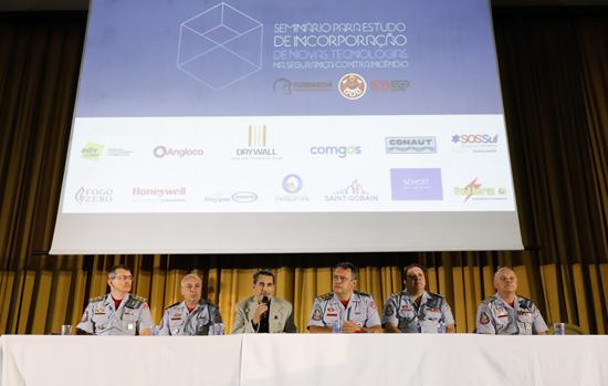 Abravidro prestigia eventos do Corpo de Bombeiros em São Paulo
