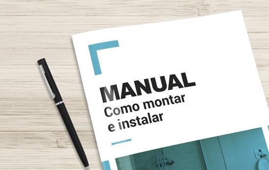 O Vidroplano de maio: a importância dos manuais de instalação