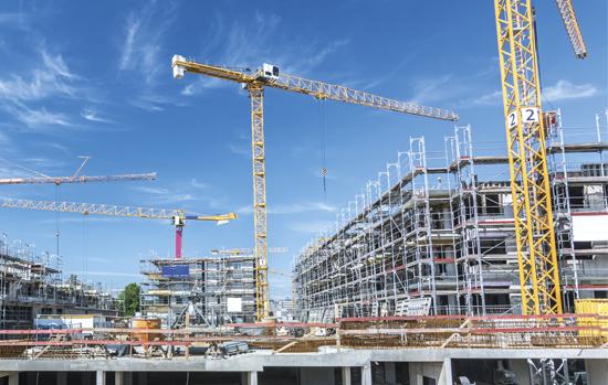 FGV: construção civil apresenta queda na confiança