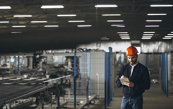 Produção industrial cresce 7% em maio