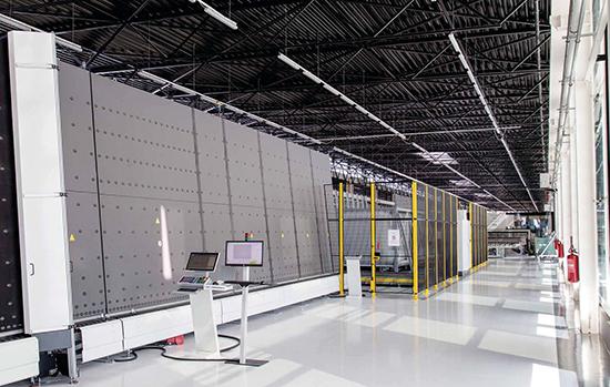 Linhas automáticas integradas ajudam a diminuir o tempo de fabricação dos conjuntos insulados